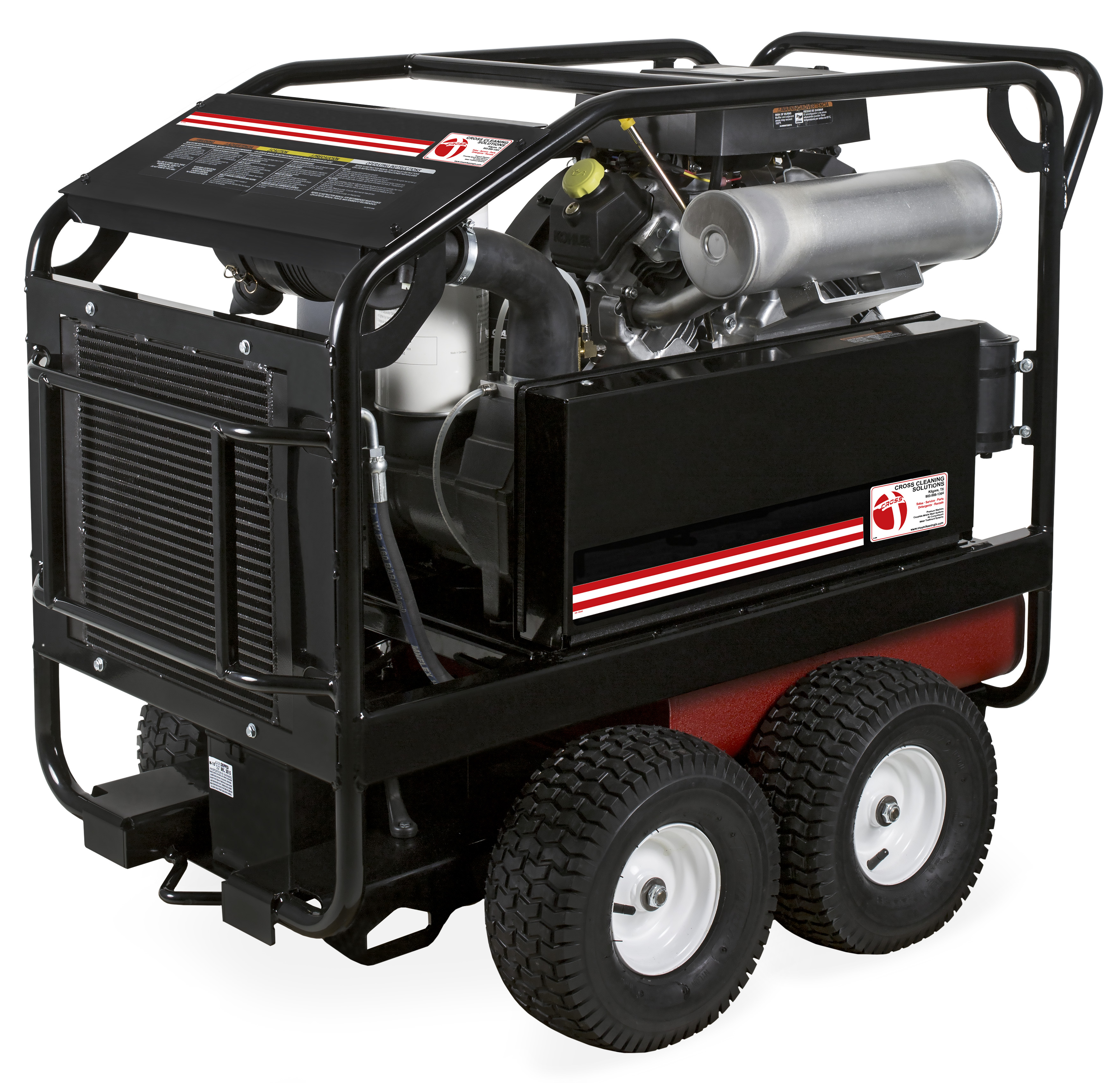 how to clean air compressor