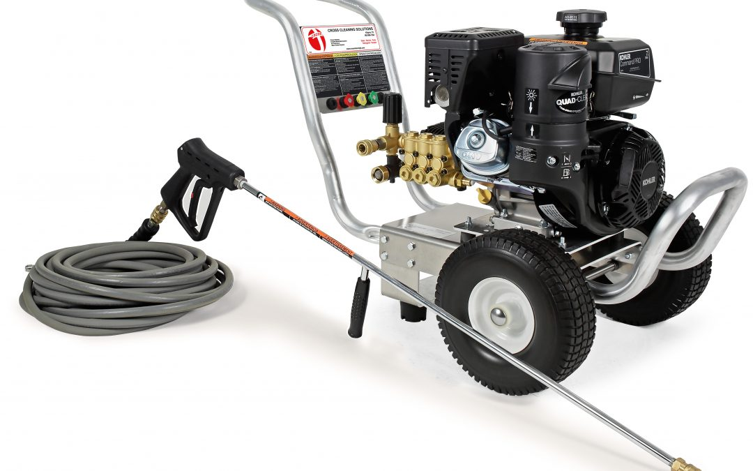 CA Aluminum Direct Drive Gasoline Cold Water Pressure Washers
