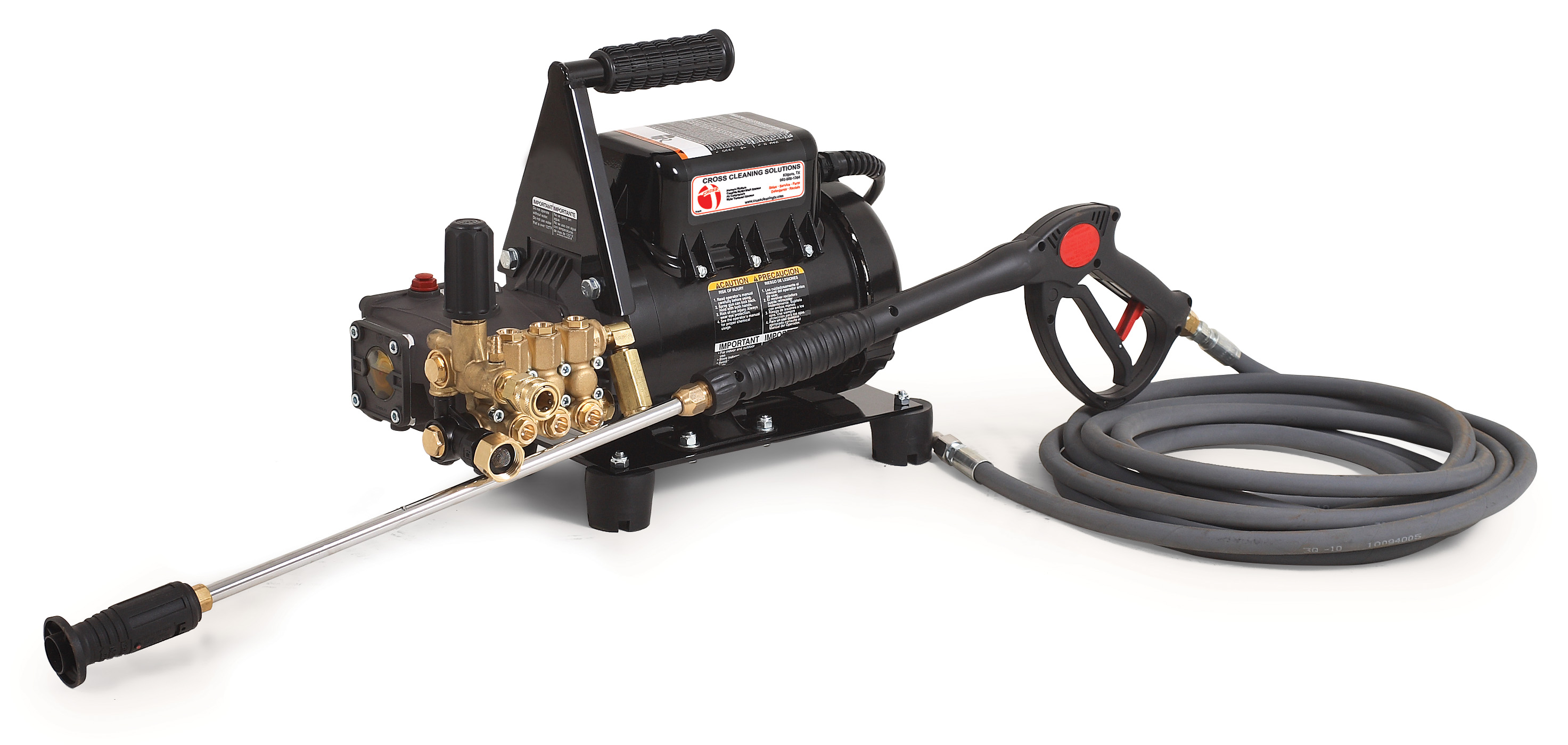 CD Series Direct Drive Electric Cold Water Pressure Washers