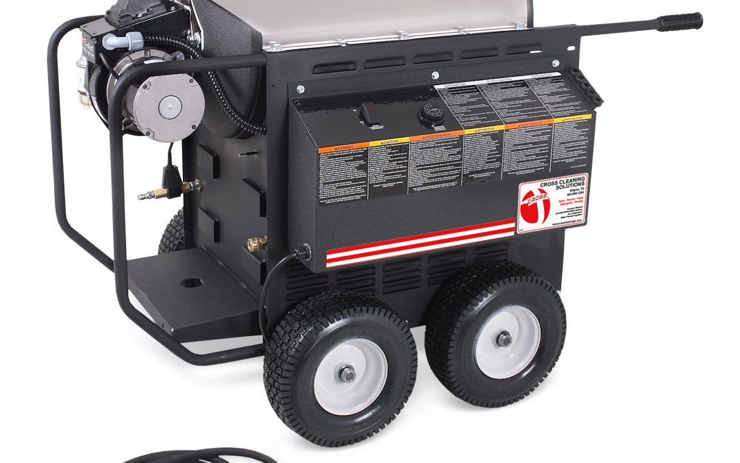 HHM Series Diesel/Oil-Heated Heater Module Hot Water Pressure Washers