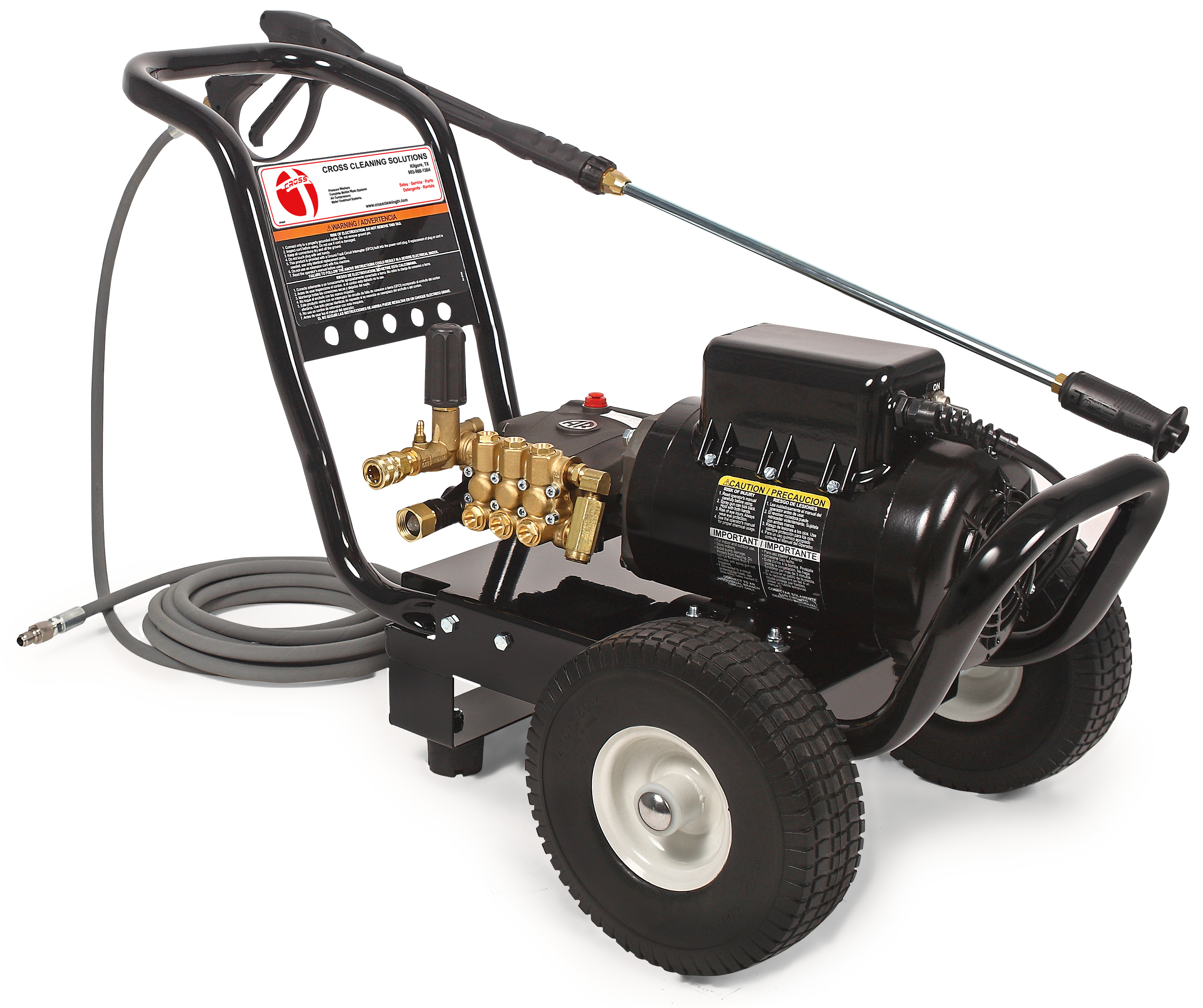 JP Series Direct Drive Electric Cold Water Pressure Washers