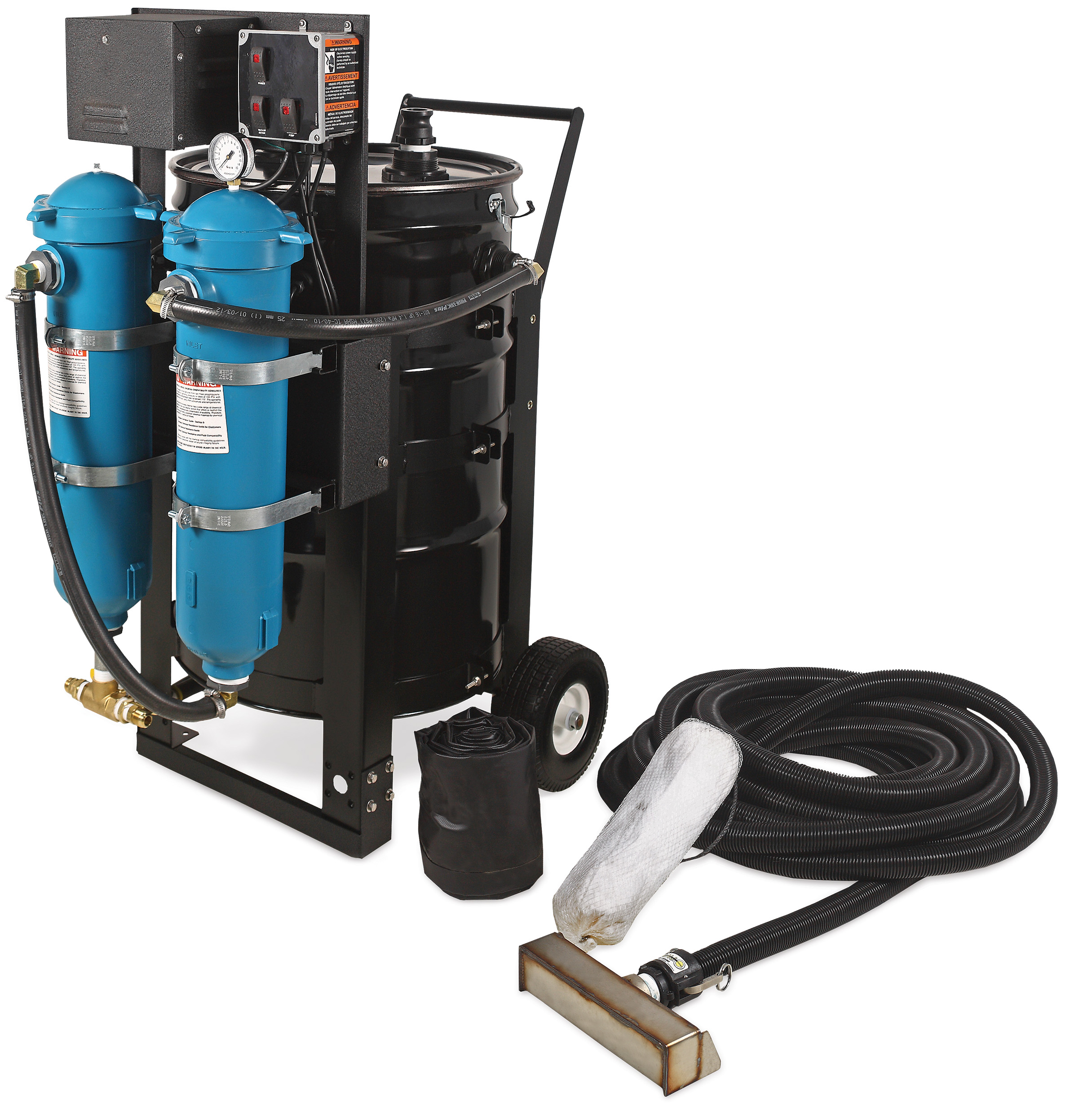 PWR Series Recovery & Recycle System Water Treatment System