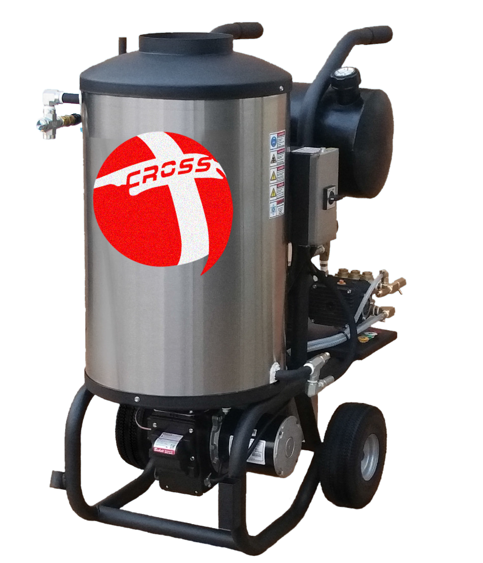 Model 43 Steam Vapor Cleaner