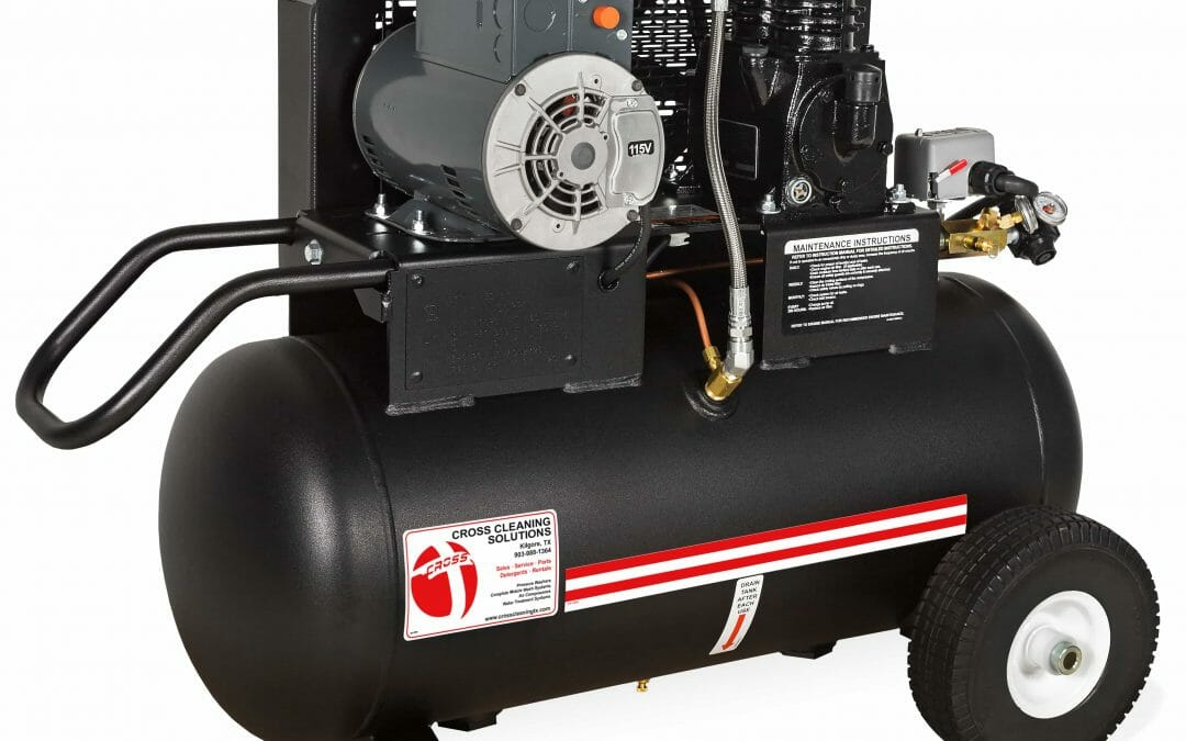 20-Gallon Single Stage Electric