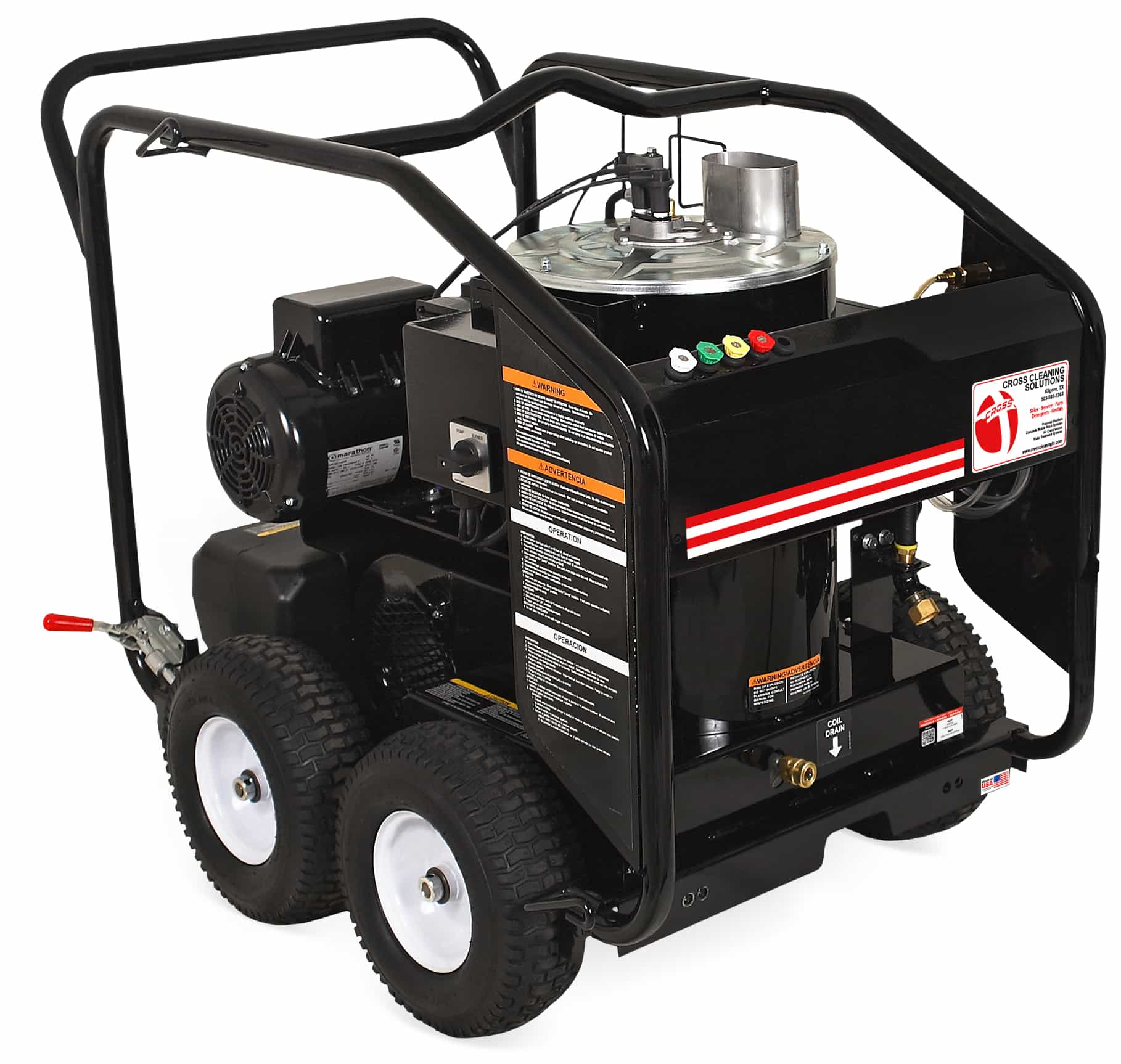 DHS Series Electric Direct Drive