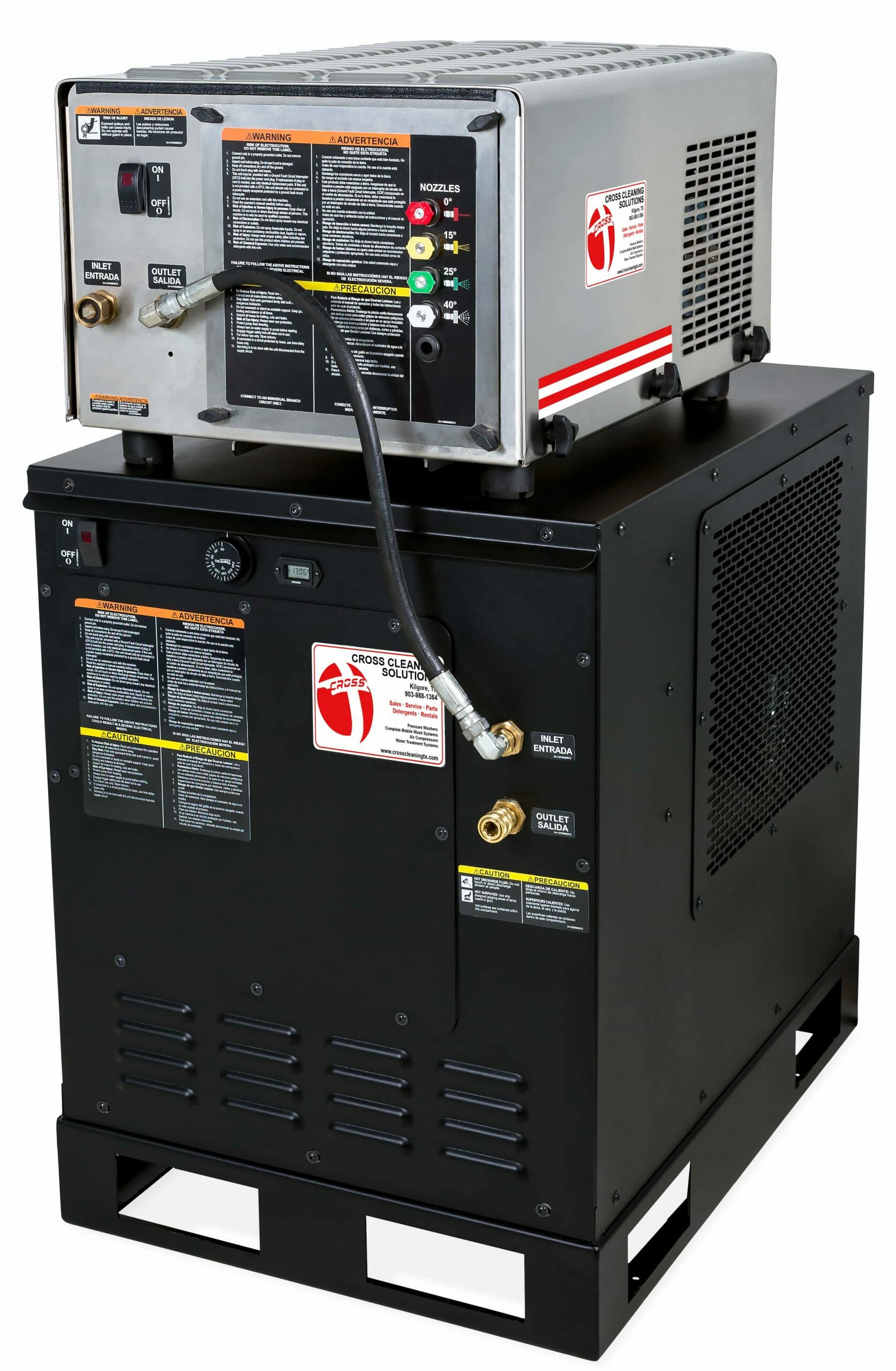 DHA Series Stationary All Electric