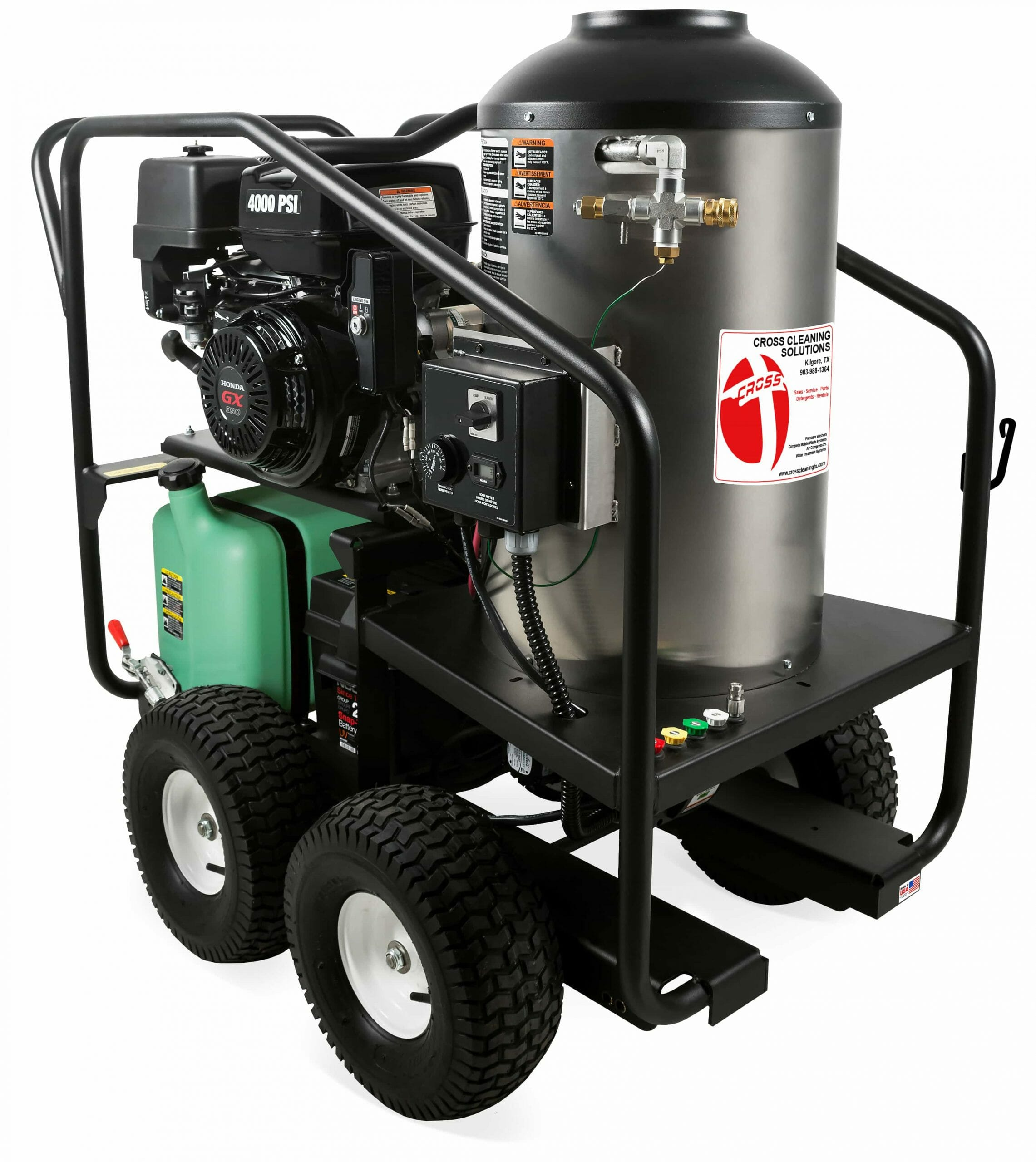 DHG Series  Portable Gasoline