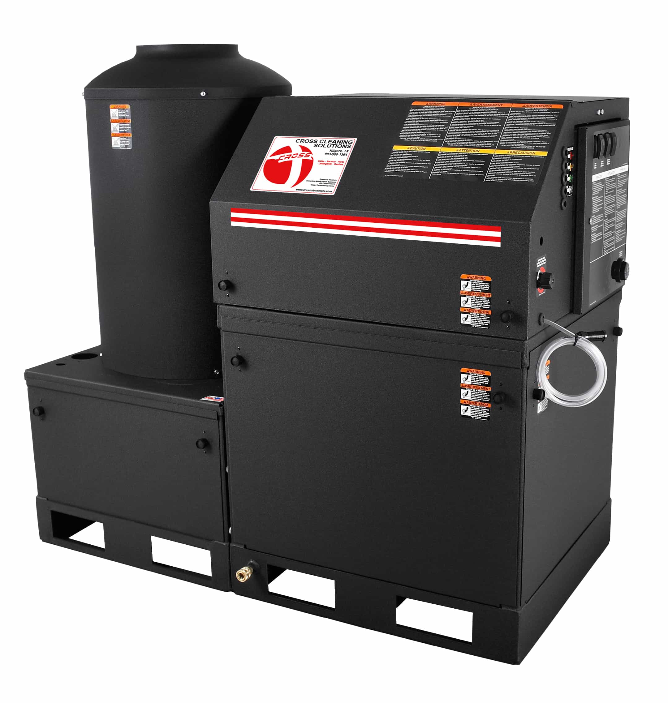 HEG Series Stationary Natural Gas LP Belt Drive
