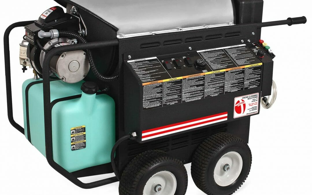 HHS Series Portable Electric Pressure Washers