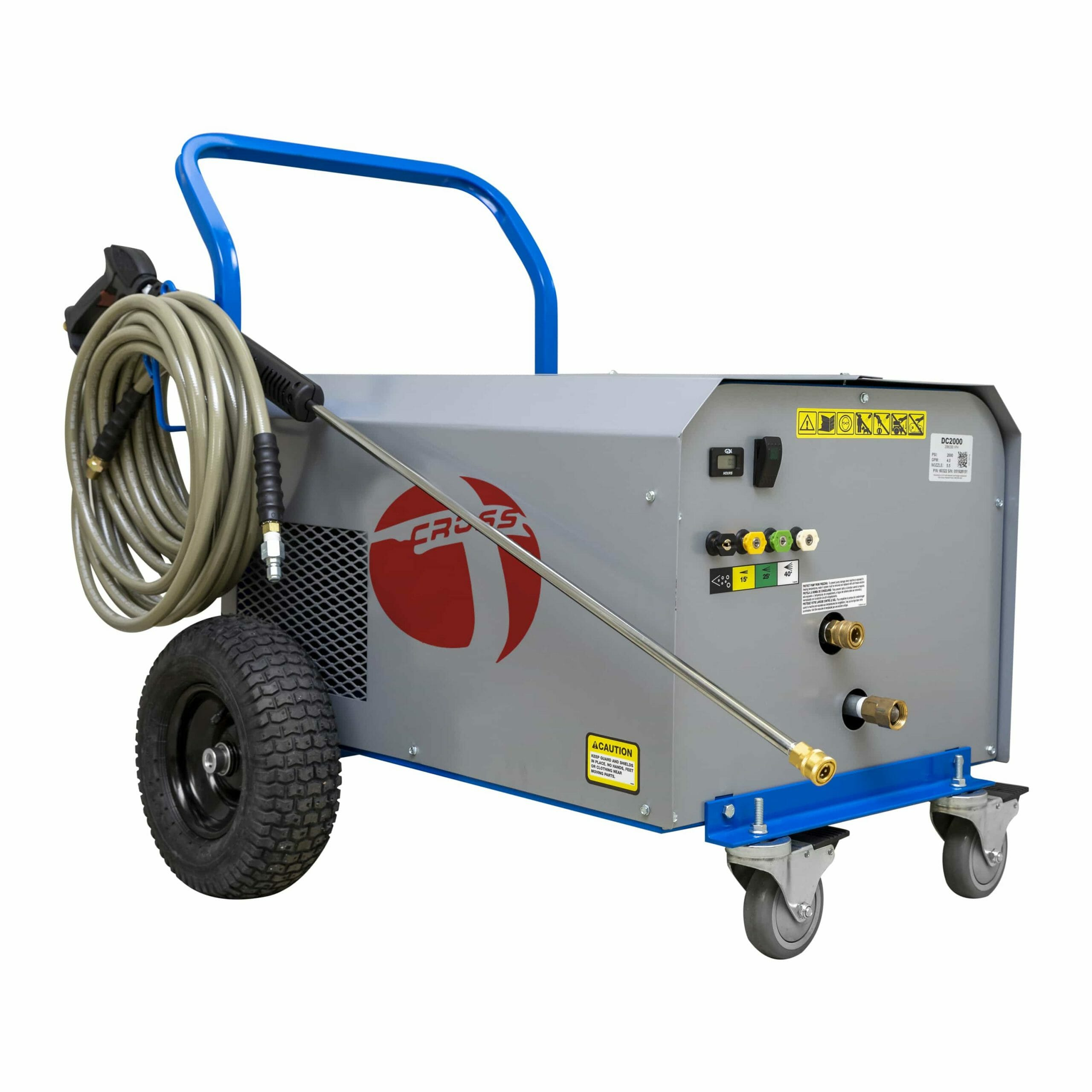 Portable Electric Cold Water Pressure Washer